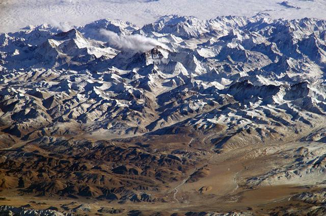 尼泊尔的这场地震对喜马拉雅山脉造成了明显的影响