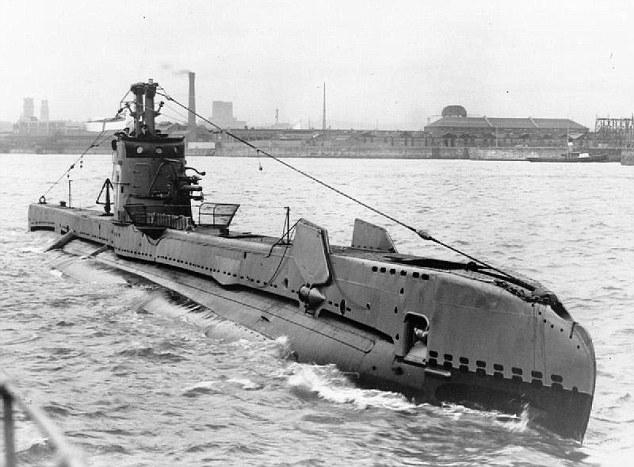 萨拉森号当年曾令德意军舰闻风丧胆