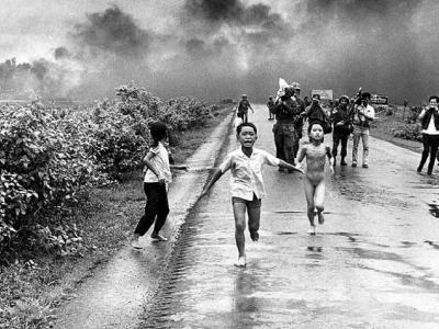 40年前越战经典照片中的女孩潘氏金福今何在