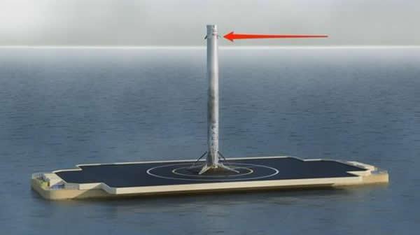 美国私营太空探索技术公司SpaceX近期将再度进行一次火箭回收着陆试验