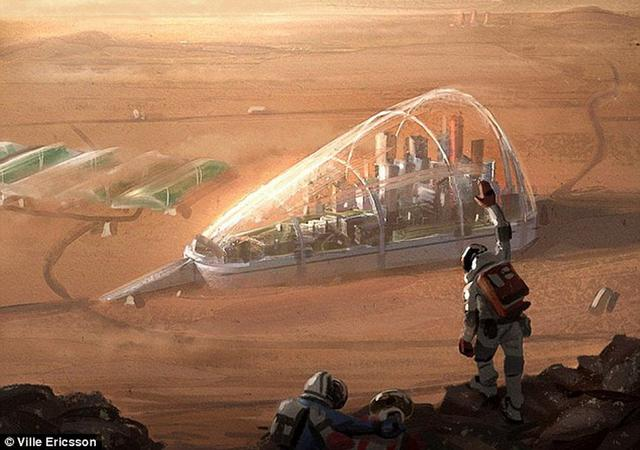"""科学家计划使用技术工具包""""改良其它星球,使它们具备人类生存的条件"""