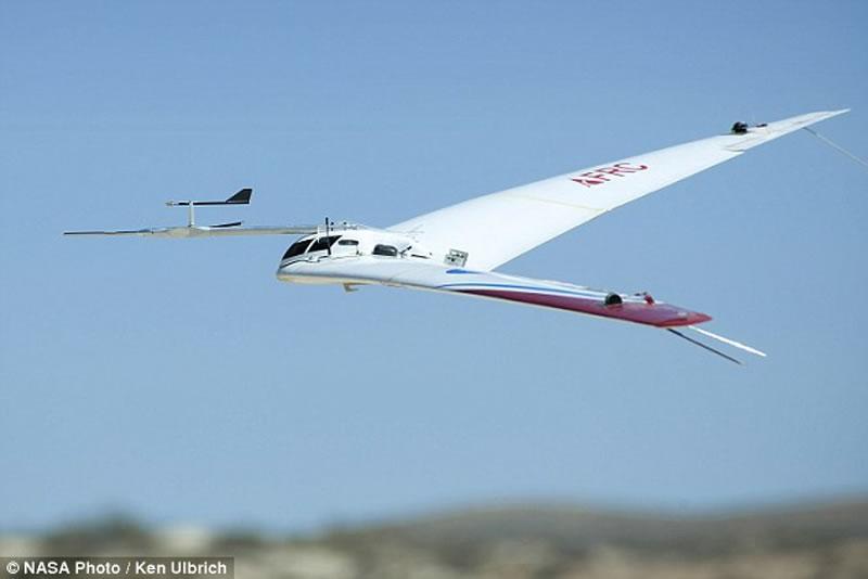 预计该型飞机将在2020年翱翔于火星的天空中