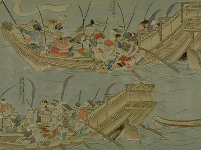 蒙古人陆战无敌 海战输给台风?
