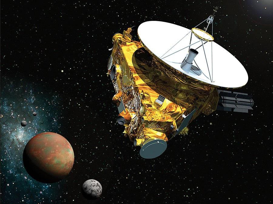 冥王星探测器新视野号面临终极考验