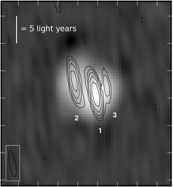 双鱼座NGC 660星系中心发现一个刚苏醒的黑洞