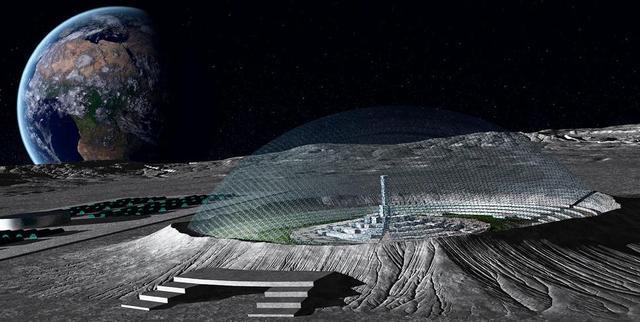 欧洲航天局新局长认为月球村对于宇宙探索有着非常大的实用性