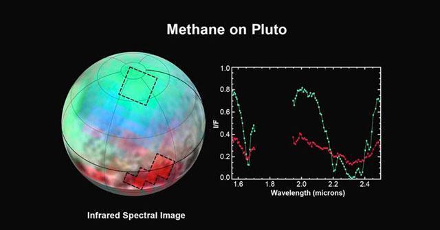 NASA公布最新冥王星系统高清