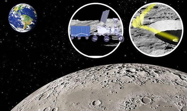 美国国家航空航天局将进一步探索月球,试图解决黑暗、极寒等问题,建立人类宜居地。(图片来源:Getty image)