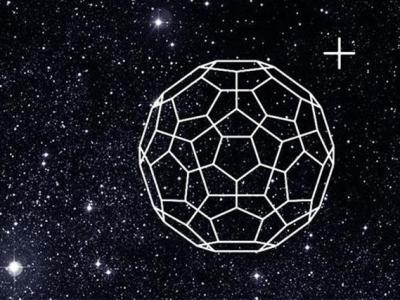 巴塞尔大学的科学家发现空间中吸收遥远星光的分子为带正电的富勒烯分子