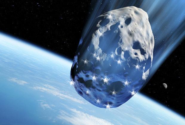 如果含价值5.4万亿美元白金的小行星撞地球,是福是祸呢?