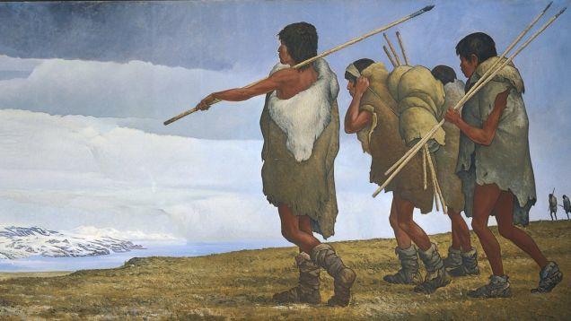 基因数据提示美洲原住民的祖先是如何及在