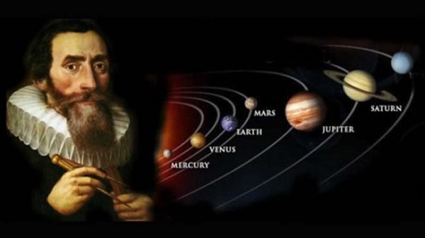 德国天文学家开普勒