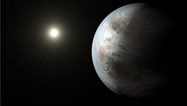 """地球新""""兄弟""""开普勒-452b太遥远 单程旅途也要千万年"""