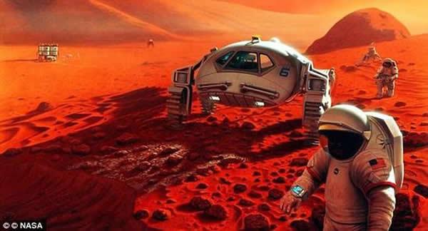 在太空生活六个月后 宇航员皮肤的表皮变