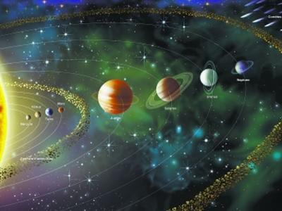 人类自古以来认识太阳系行星的过程