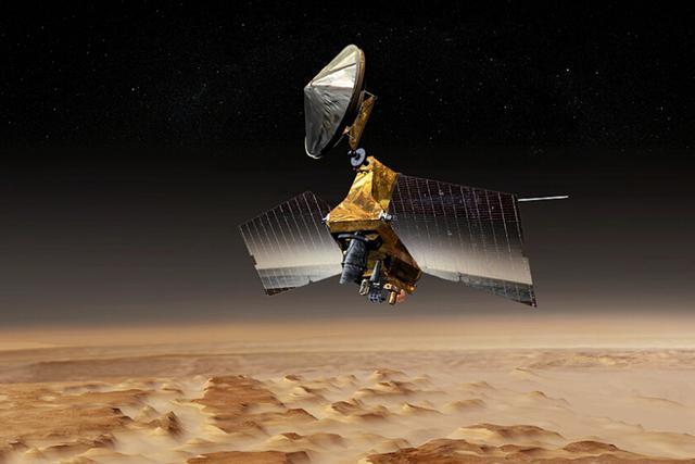 火星侦察轨道探测器仍然是火星探测的基石,该任务提供了火星表面的大量数据