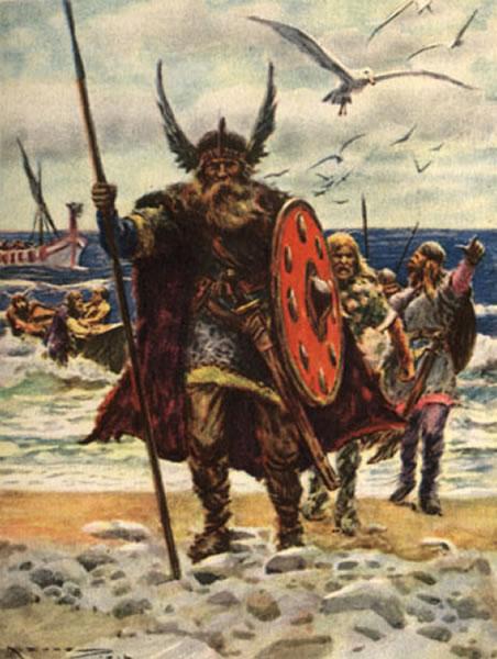 古代维京人在格陵兰岛上居住的主要财富来源于海象牙而非农业生产