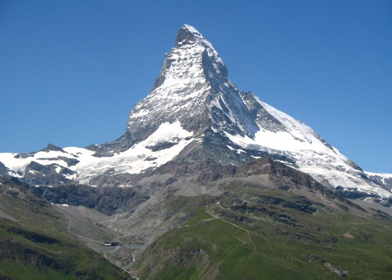 2名日本登山男子,命丧阿尔卑斯山马特峰(图)。