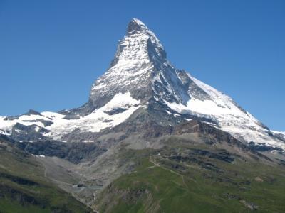 两日本登山客命丧瑞士阿尔卑斯山