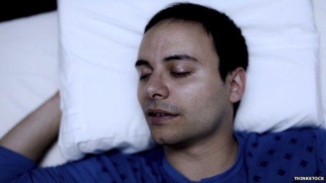 研究发现睡觉时眼睛快速转是因为眼睛在看梦中的场景变换