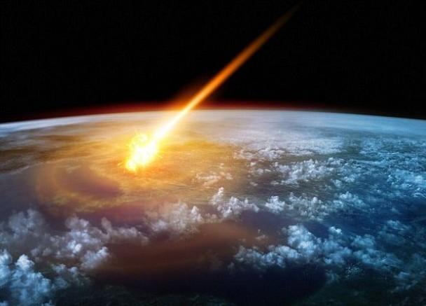 科学家相信,组成生命的物质透过流星或彗星来到地球。