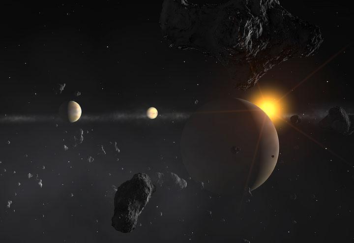 天坛座恒星:天坛座μ,候选名字:矿物、罗伯特·海莱因(科幻小说作家)、RIZA (希腊文起源之意)。