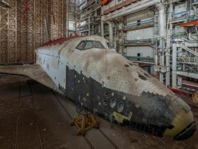 俄罗斯试图重新开发可重复使用的MRKS航天飞机