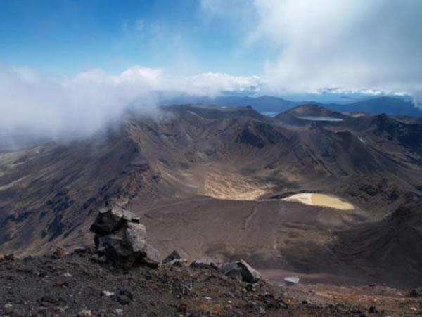 新西兰北岛的陶波火山区地下水塘内可能蕴藏极大量黄金和银等贵金属