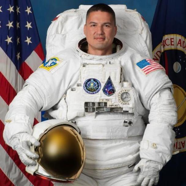 林格伦是NASA的太空人