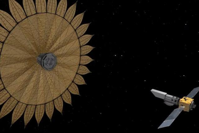 """斯罗普格鲁门公司研发全新空间望远镜方案 """"向日葵""""望远镜寻系外行星"""