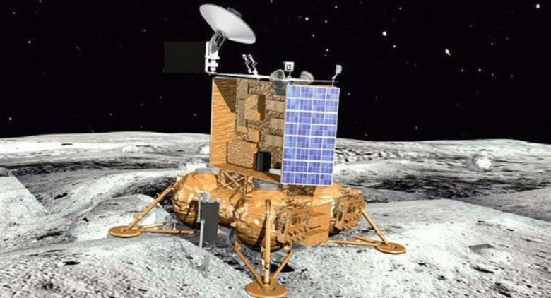 月球25号将于2024年登陆月球