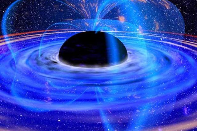 宇宙可能被黑洞所接管,恒星最终会停止形成,所有的物质被黑洞蒸发