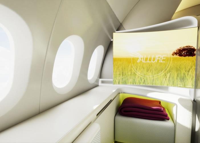 777-9X的机窗特别大