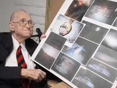 传藏外星人尸体 美国第51区极神秘