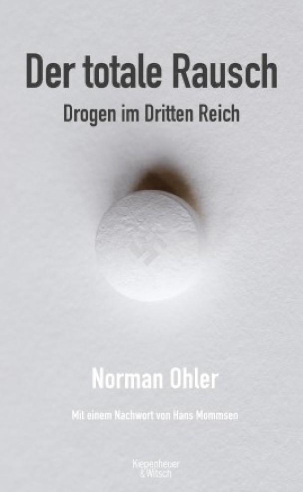 新书披露纳粹德军使用毒品的细节
