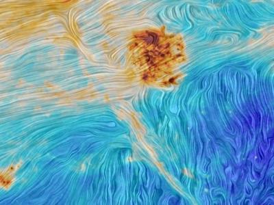 欧洲航天局发布大麦哲伦星云和小麦哲伦星云图像 可与梵高大作相媲美