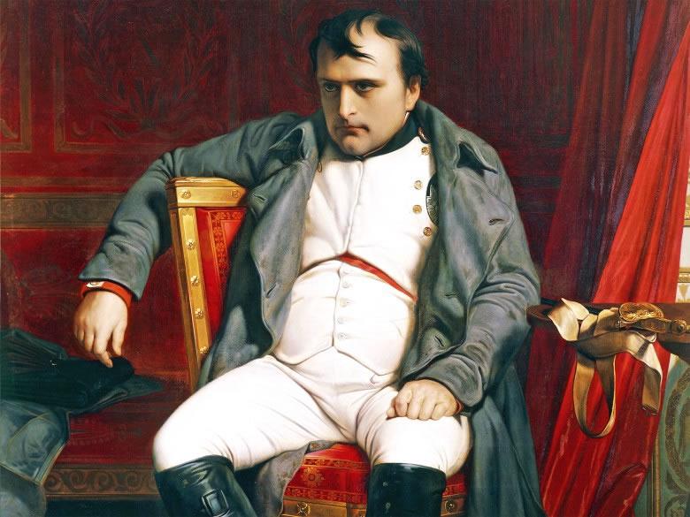 据指,拿破仑曾提出把两枝勃艮第红酒,换成两枝顶级的波尔多红酒。