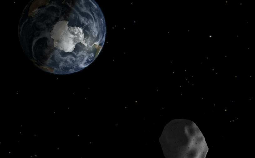 美国科学家要从小行星开采水资源