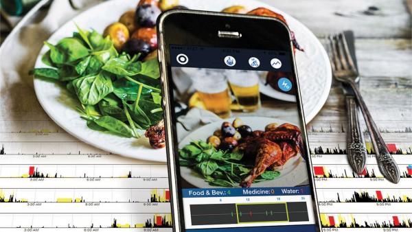 用手机软件跟踪饮食习惯帮助减肥