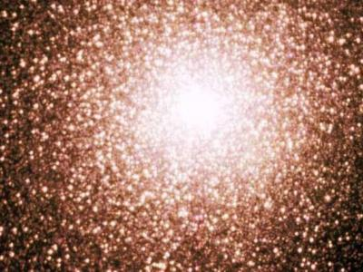 杜鹃座47球状星团数个毫秒级脉冲星的伴星都是白矮星 脉冲星可从白矮星那儿吸积物质