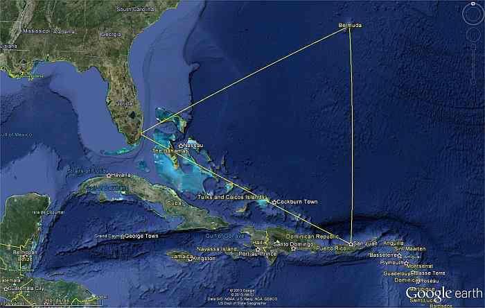 百慕大三角又出事:美国载有33人货轮灯塔号离奇失踪