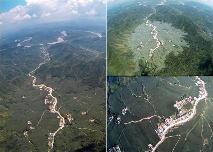 岫岩陨石坑是中国首个已被证实被天体撞击所形成的陨石坑