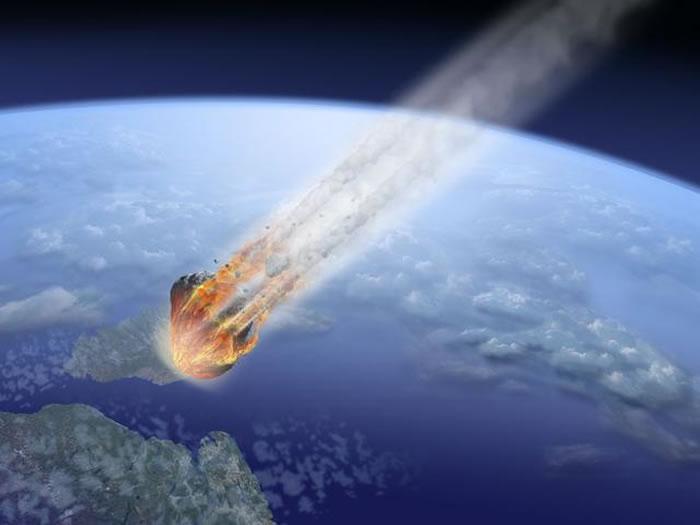 科学家称,下一次与地球擦肩的陨石将出现在2028年。