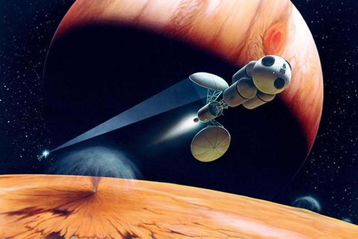 科学家试图建立火星基地的前进方案,探讨如何让人类进入太空,并在下一个世纪进行星际移民