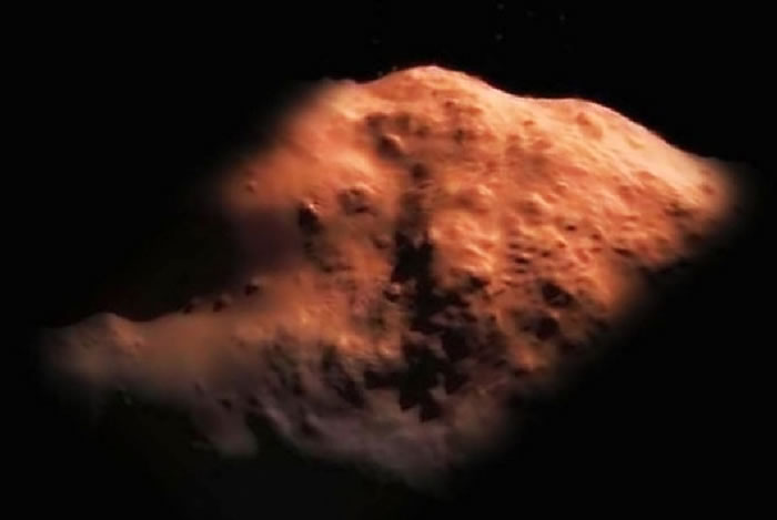 万圣节期间小行星2015 TB145抵达地球附近