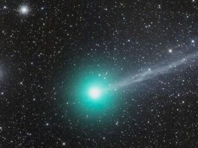 """""""洛夫乔伊""""彗星上找到""""糖""""和""""酒精""""两种复合有机分子"""