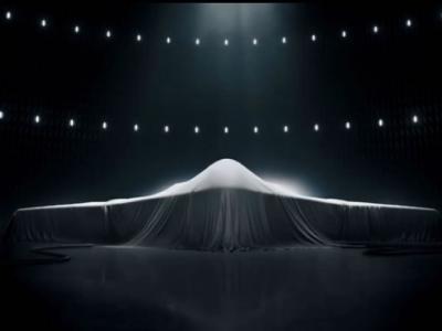 美军斥550亿美元打造百架新型B-3轰炸机机队