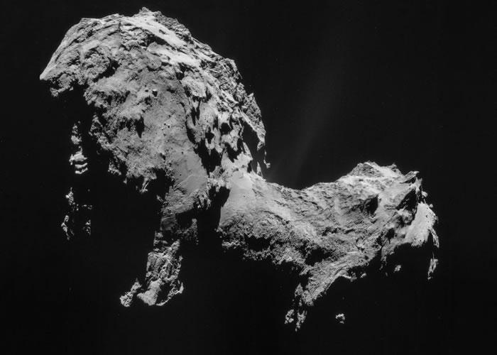 专家发现彗星上存在氧分子