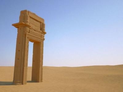 阿联酋推出一项记录中东考古遗址的全球计划——采用3D技术重印这些遗址