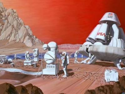 NASA宣布在全美招募宇航员 组建新团队开启未来火星探索之旅